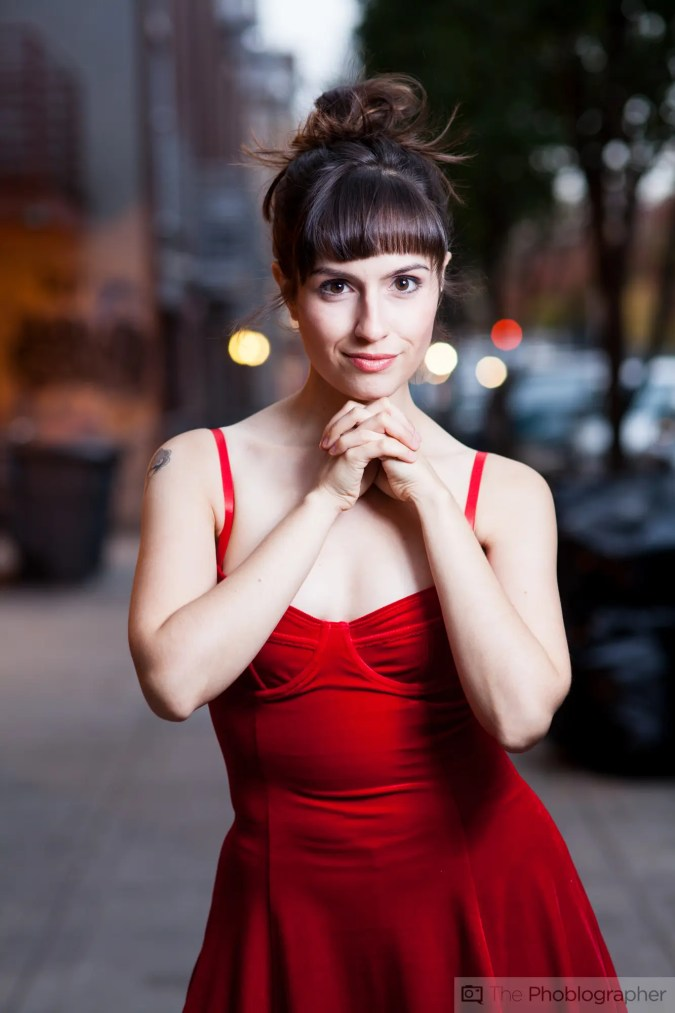 Model: Asta Peredes