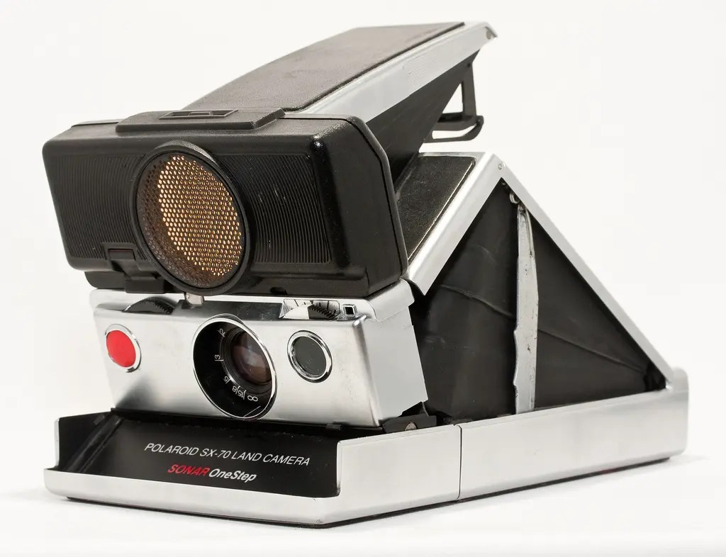 Polaroid SX-70 Sonar One Step