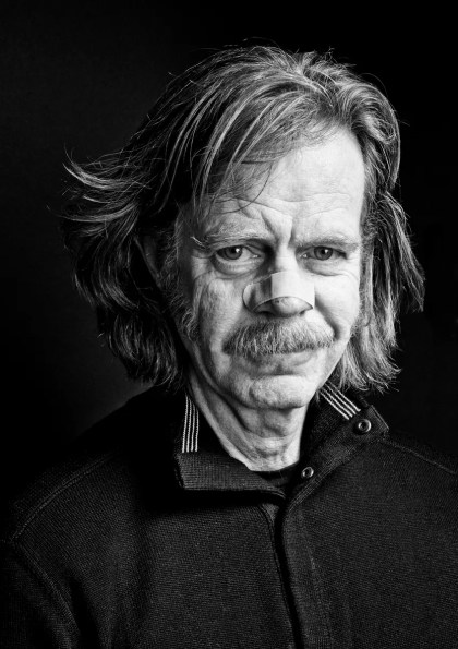 William H. Macy photographed at Sundance Film Festival for Be A Star with WWE and The Creative Coalition