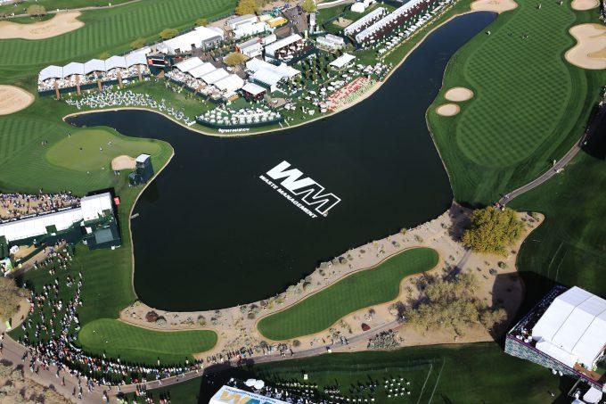 Phoenix Open, Scottsdale, AZ