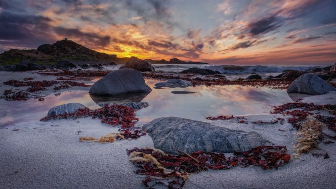 500px Photo ID: 109633297 - I went out to the islands a friday night and ventured around on Ulla part of haramsøya until midnight and then cycled out to Flemsøya to capture the beauty of the beach out on Sandvika, there are many more gems on the islands I want to explore, there will be quite a bit more of these shots coming the whole time I was there the weather was perfect which gave me 8 hours of shooting time from 9 in the evening till 5 in the morning the next day. This is from my longest shooting session probably ever, I spent 8 hours continuously behind the camera shooting away with the exception of biking to the next location to continue shooting. Im pretty sure Ive cycled for 25kms in this session. started at 9 and finished shooting at 5 because the color of sunset never faded, it is the point of the year where Dusk and Dawn blur together because we do not get the night anymore, a few stars made an appearance which was refreshing. would also be a great location to shoot wildlife, I saw seals, otters, and various bird species.
