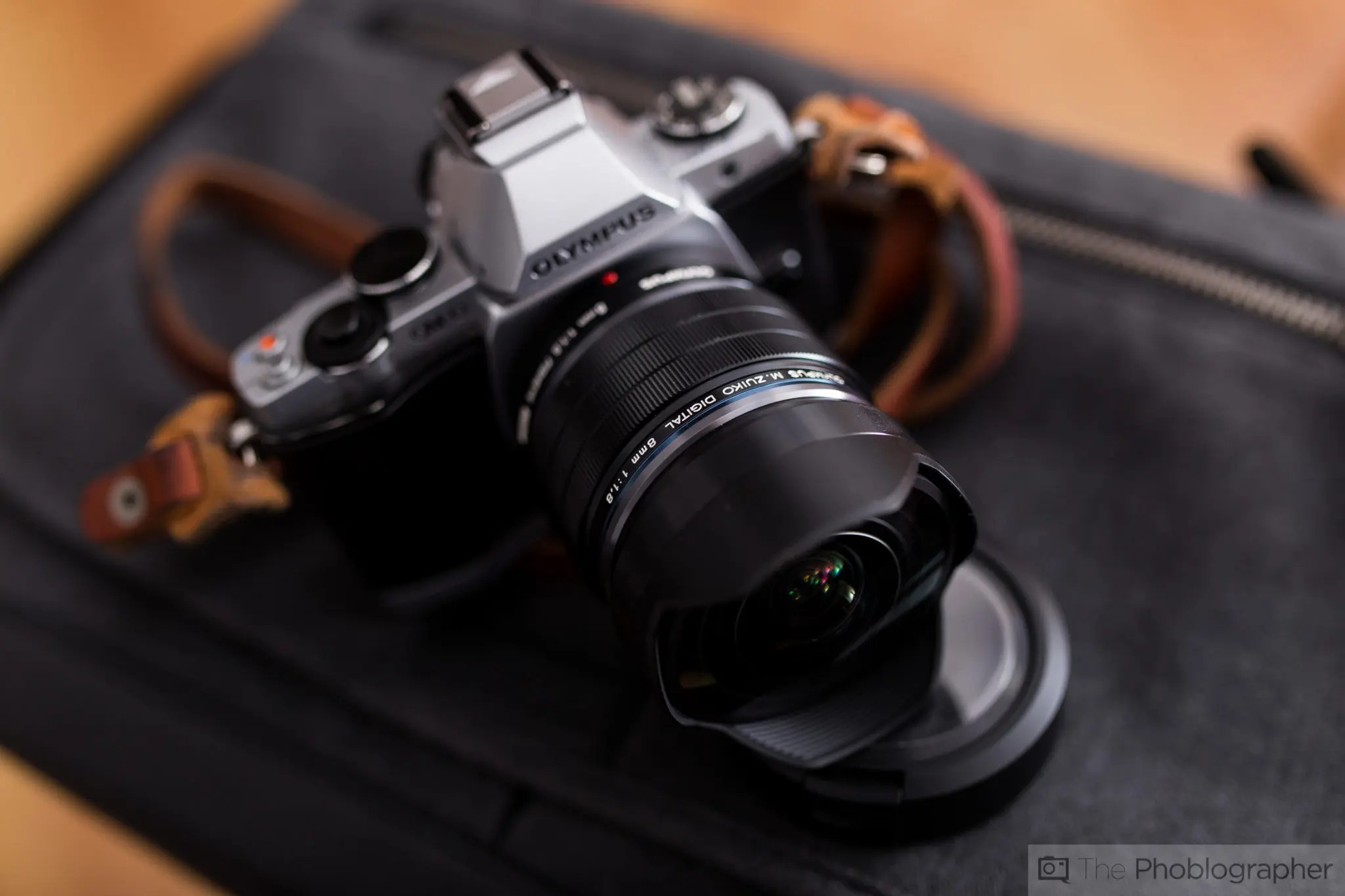 Chris Gampat The Phoblographer Olympus 8mm f1.8 fisheye lens review images product photos (1 of 1)ISO 1001-180 sec at f - 2.2