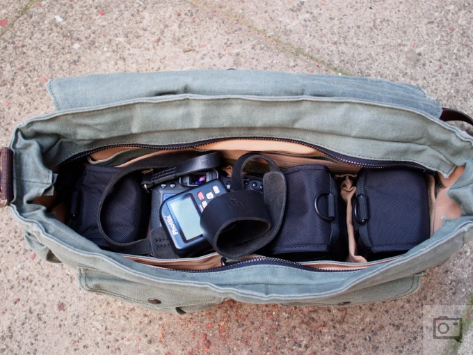 Chris Gampat The Phoblographer QamaySF All In One Waxed Canvas X Grid Bag review product images (5 of 11)ISO 2001-125 sec at f - 2.8