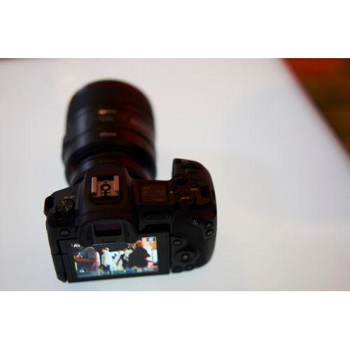 Medium Crop Of Canon Mirrorless Camera