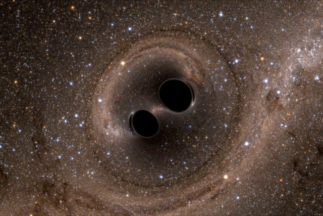LIGO merger Bohn