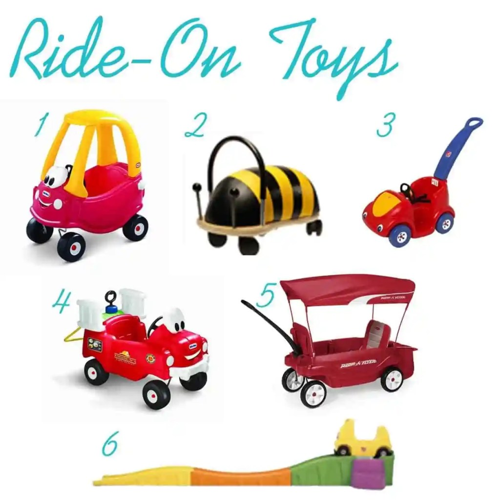 The Ultimate Gift List For A 1 Year Old Boy By Www