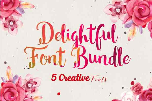 Where to find free and cheap fonts: Pretty Script: a brushed font with LOTS of gorgeous swashes!