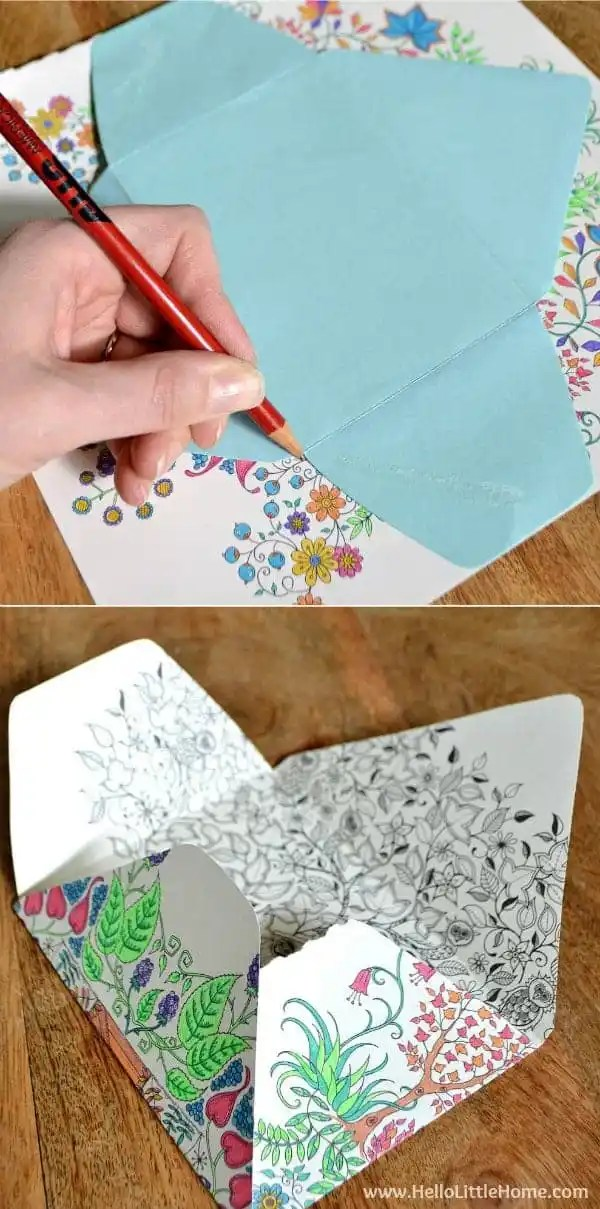 Have you caught onto coloring books? Then you are going to love these 3 easy ways to use coloring pages! | Hello Little Home for The Pinning Mama