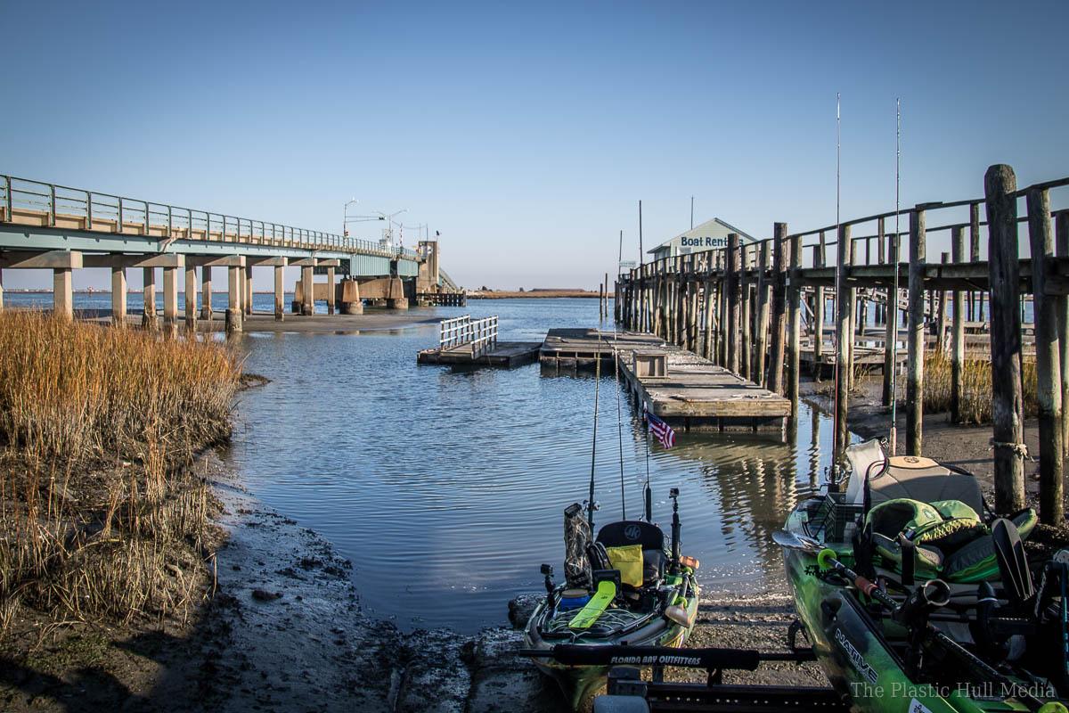 Jackson kayak fishing team archives the plastic hull for Fishing wildwood nj