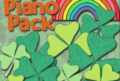 Irish Piano Pack
