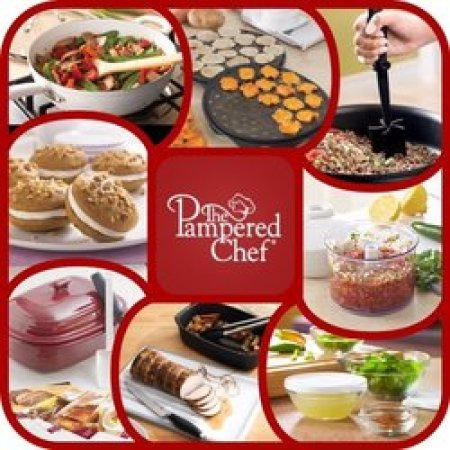 Pampered Chef with thePAmom