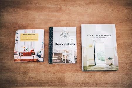 favorite coffee table home decor books