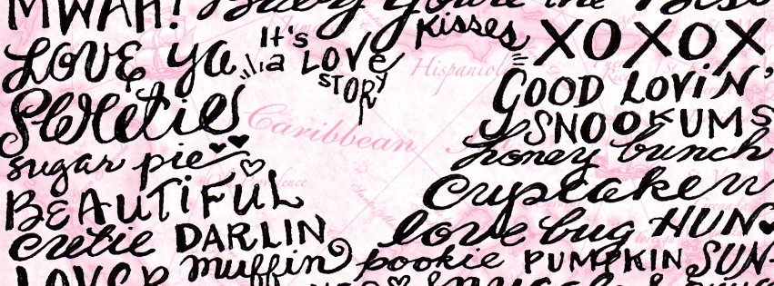 Map Motif Facebook Cover Photo | The Postman's Knock