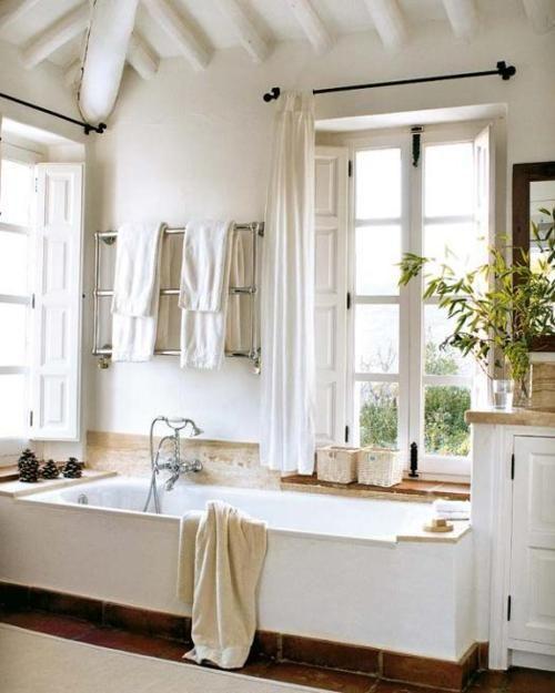 California Chic Bathroom