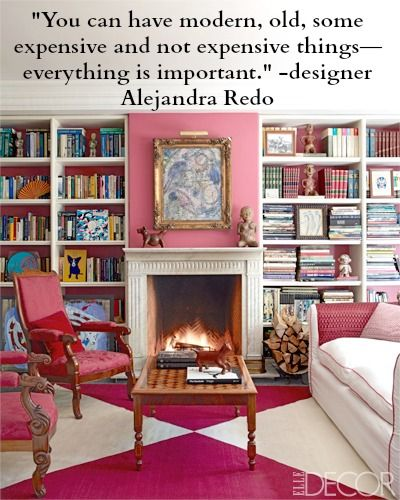 Elle Decor Quote