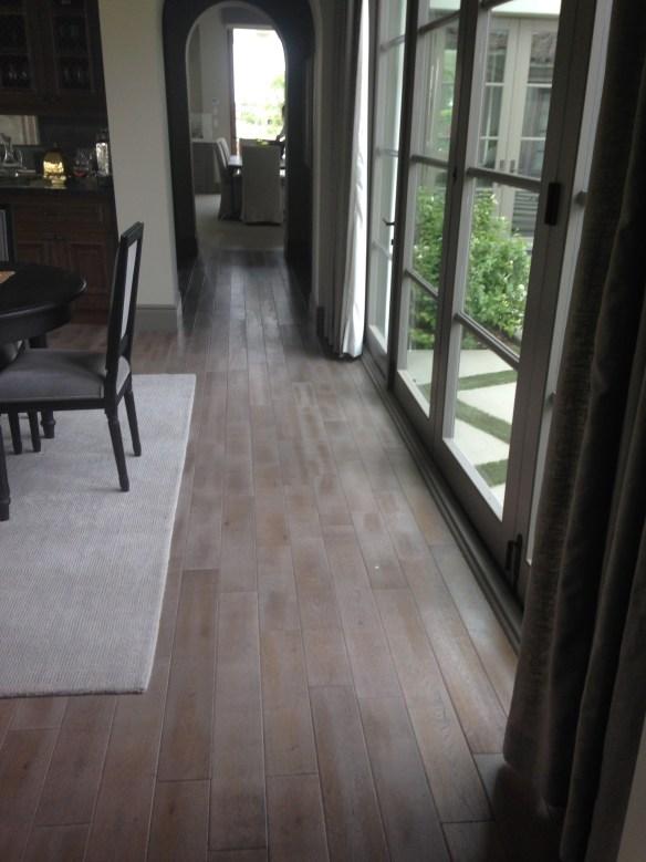 PS flooring