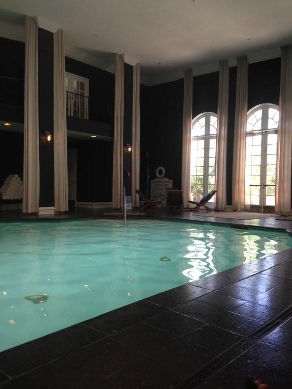 Parker Spa Pool