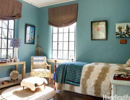 Pretty Blue Child's room HB