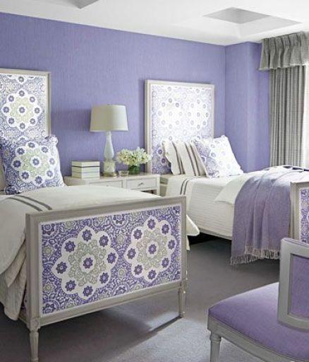 Purple Girls Room HB