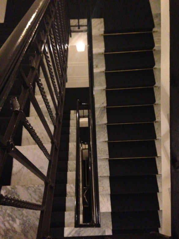 Stairs Jk Place Roma