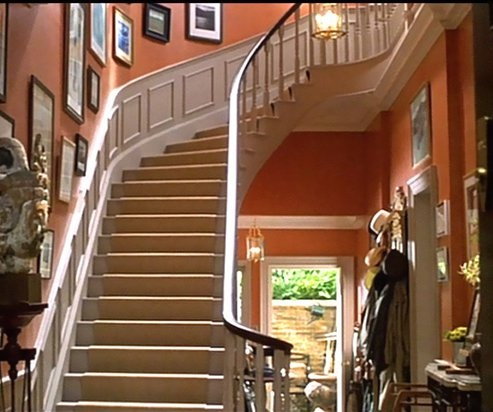 The Parent Trap London Entry via Pinterest