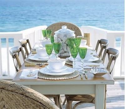 Waterside Luncheon Via Pinterest