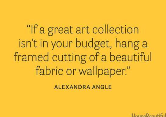 Alexandra Angle Quote Via House Beautiful