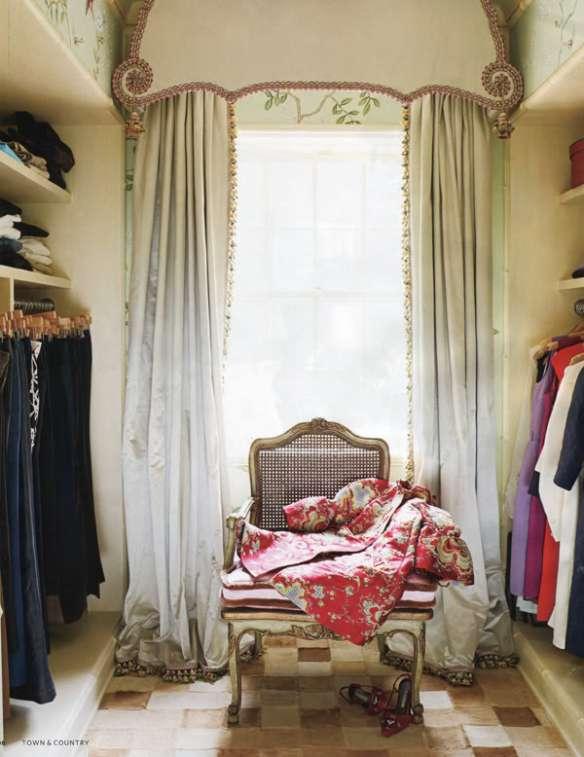 Boxwood Closet  via The Love List