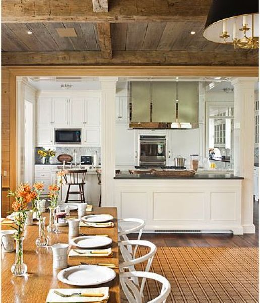 Boxwood Kitchen:Dining via Quintessence