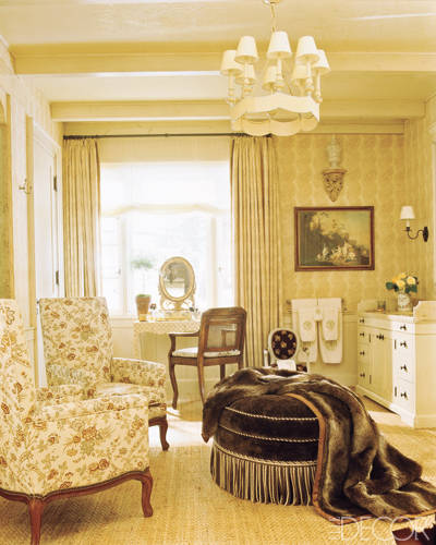 Dressing Room in Charlotte Moss' Aspen Home