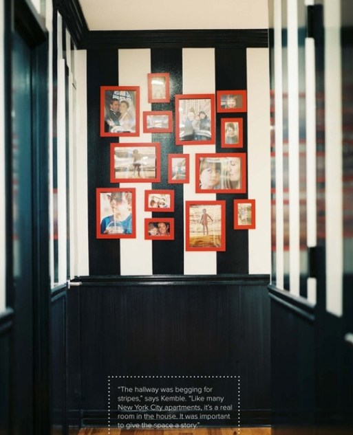 Gallery Wall via Lonny Magazine by Celerie Kemble