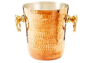 Hammered Ice Bucket OKL