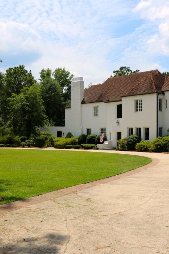 Large White House in Pinehurst