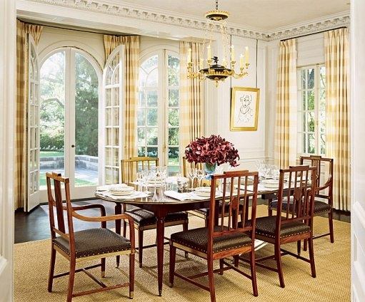Peter Marino DMarcus Dining Room