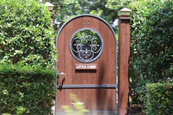 Side gate in Pinehurst