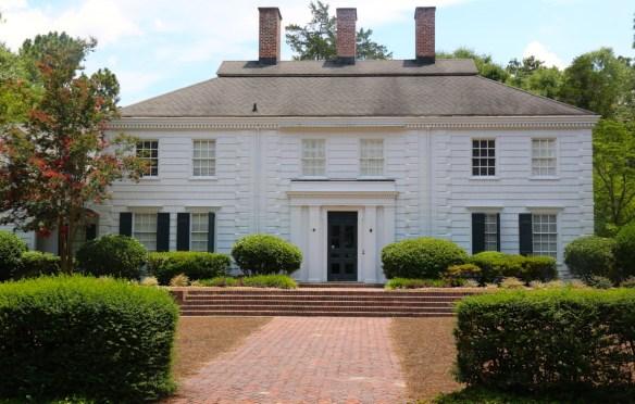White Home in Pinehurst NC