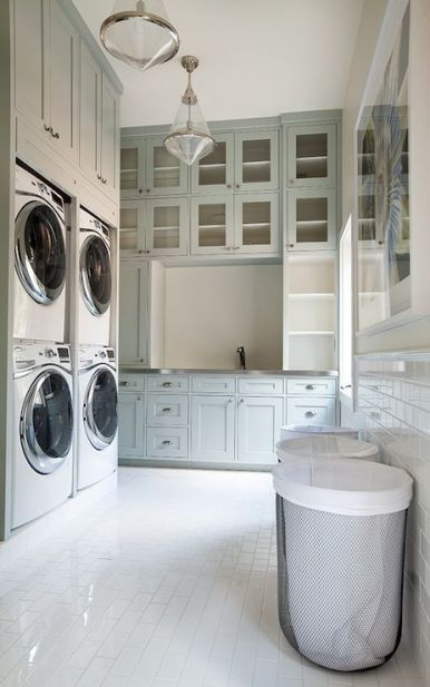 decor pad laundry room