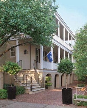 Charleston Home via Veranda
