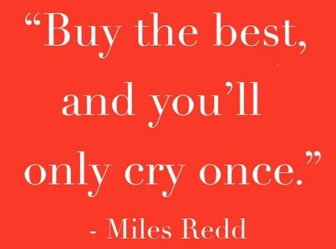 Miles Redd Quote