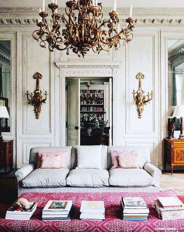 Paris Apartment photo by Frederic Vasseur