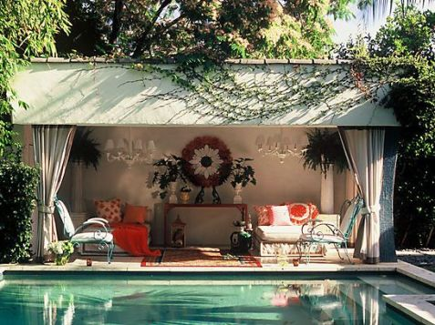 Ruthie Sommers Cabana via One Kings Lane