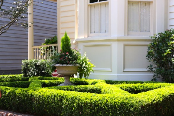 TPB Boxwood Landscape in Charleston