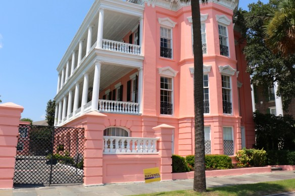 TPB Pink home in Charleston