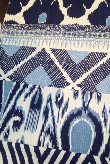 John Robshaw Pattern Blue
