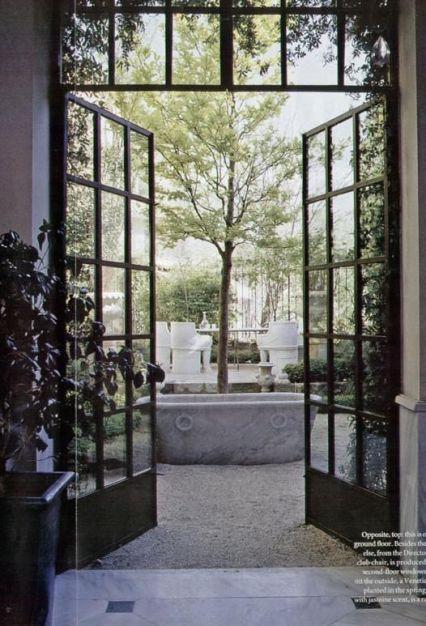 Istabul Home of Designer Aslio Tunca via World of Interiorsjpg
