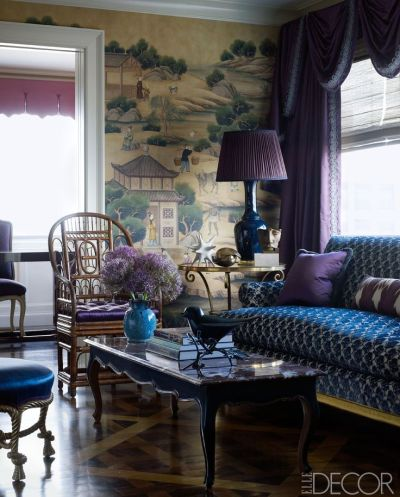 Alex Papachrisridis Home in Elle Decor
