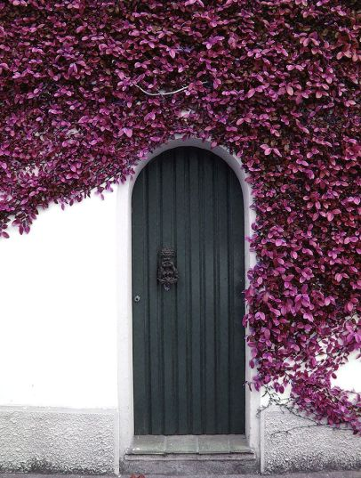 Door in Sardinia Italy via Pinterest
