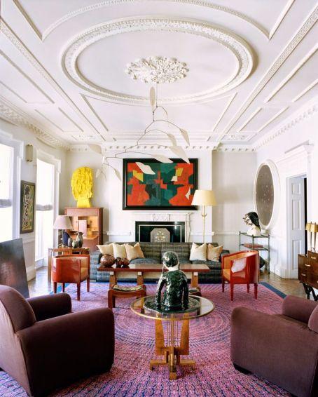 Manhattan apartment y Jacques Grange