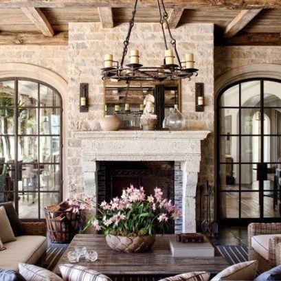 Tom Brady and Gisele Bundchens LA home via AD