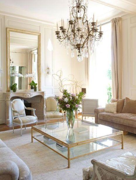 apartment at Place des Vosges in Paris via Houzz
